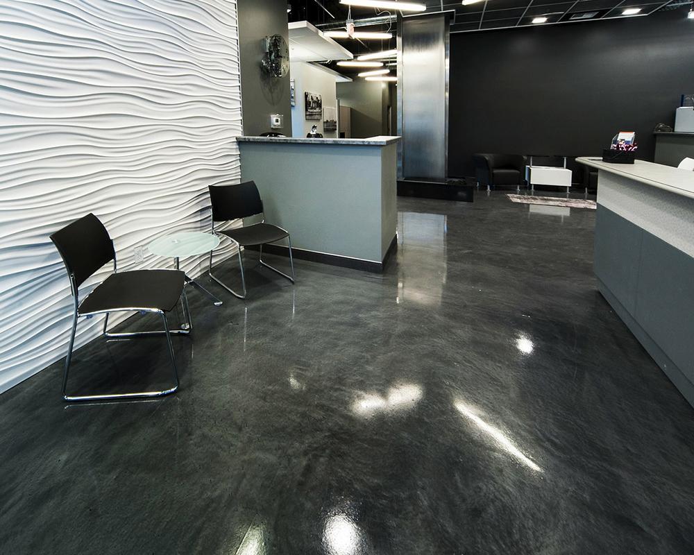 Interior Floor