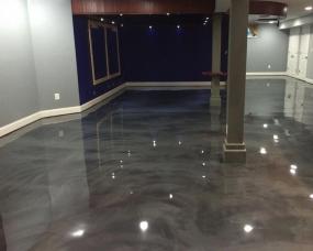 Showroom Floor